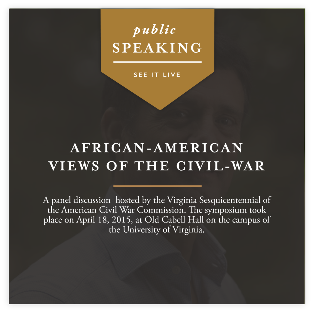 African-American Views of the Civil War