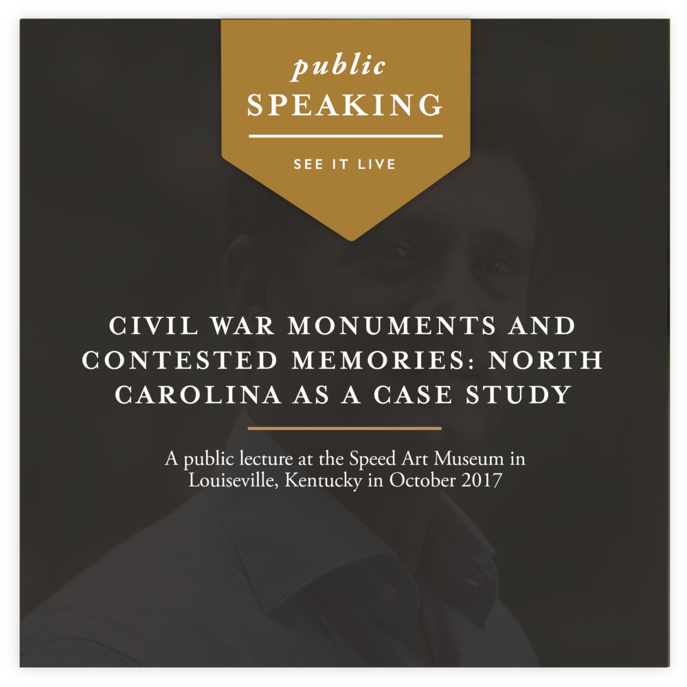 Civil War Monuments and Contested Memories